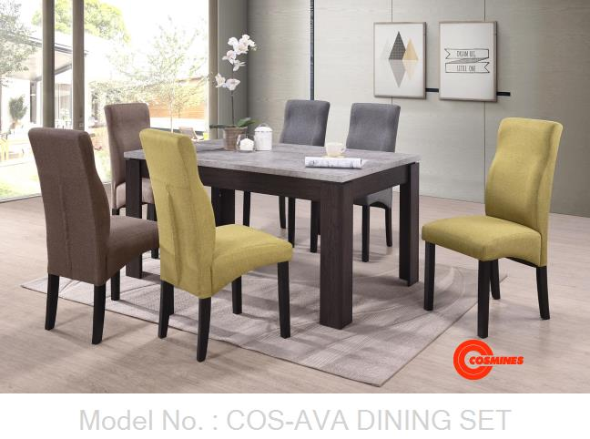 COS-AVA DINING SET